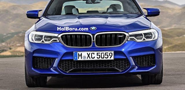 Desain BMW M5