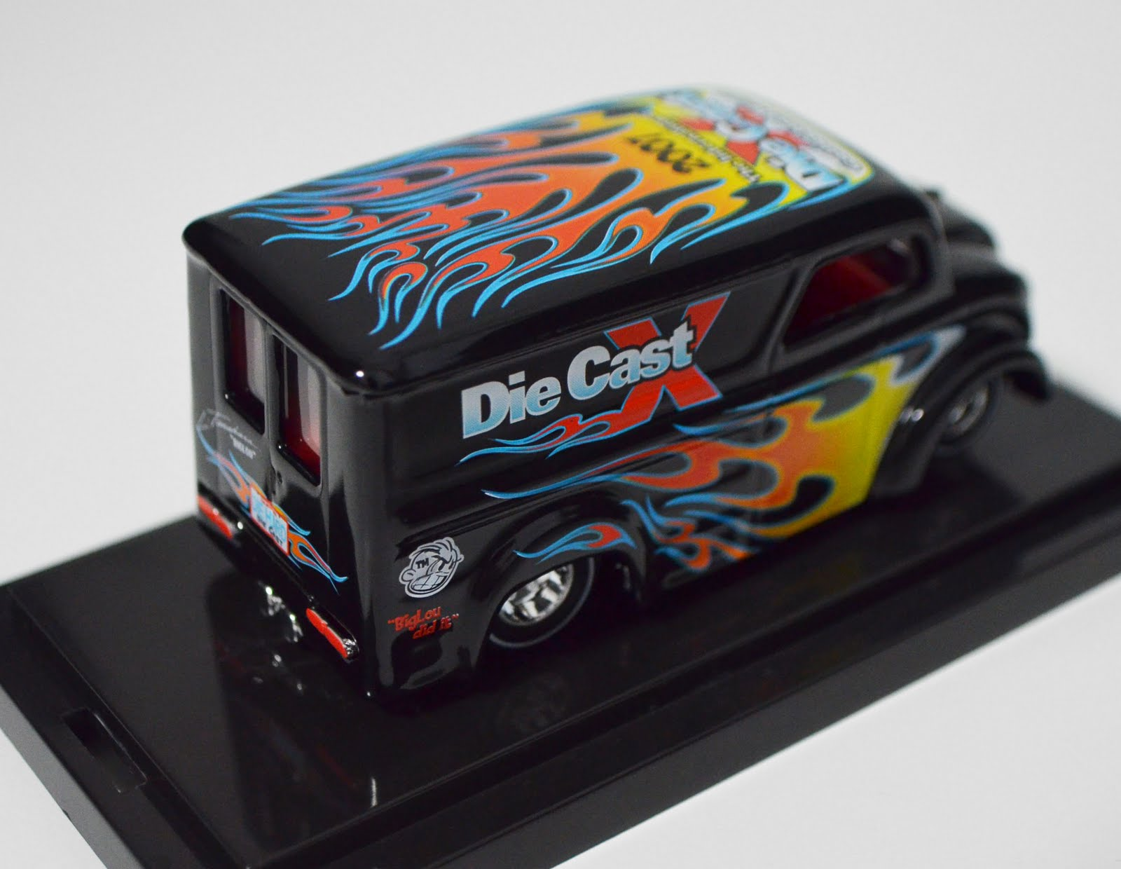 diecast space super convention dairy delivery - HD1600×1240