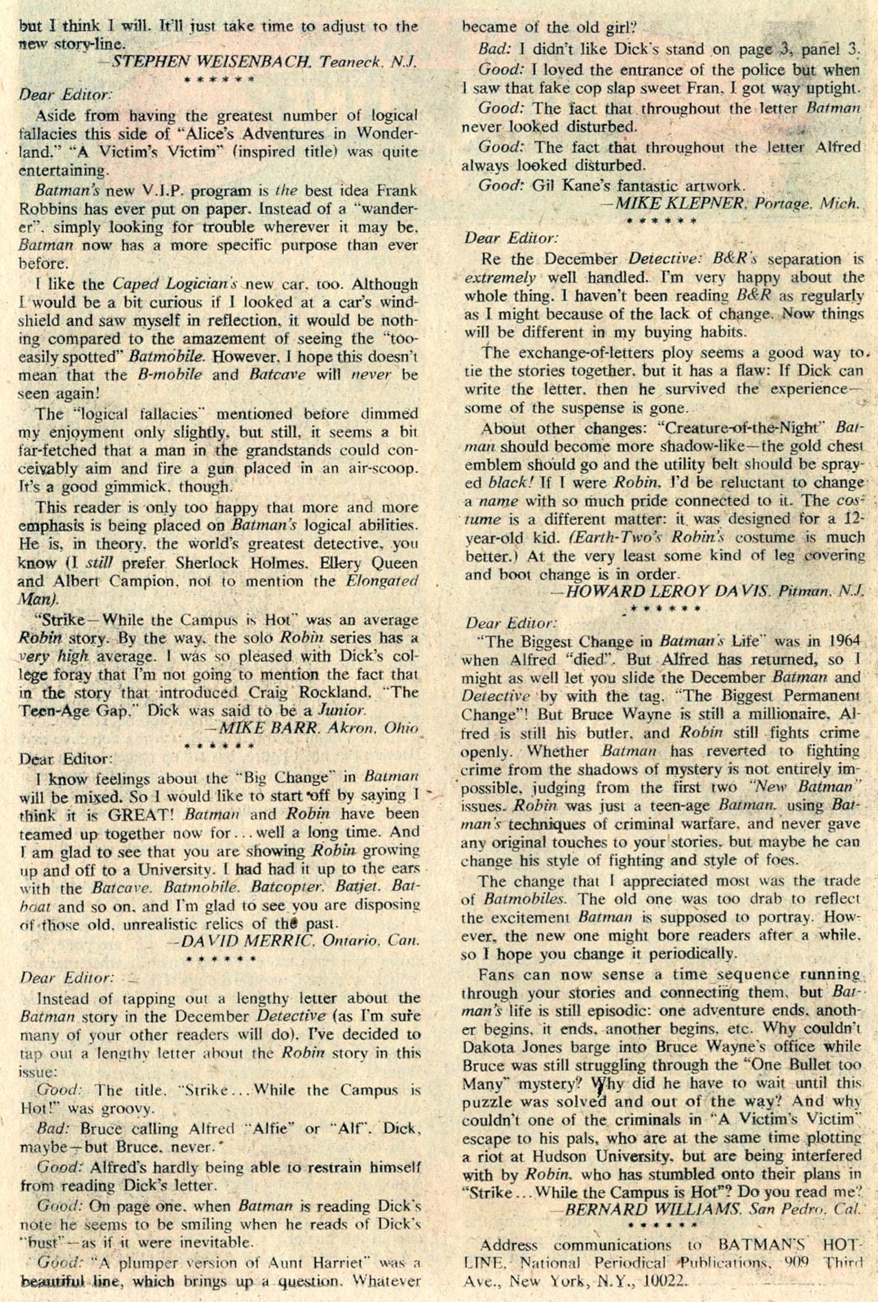 Detective Comics (1937) 398 Page 21