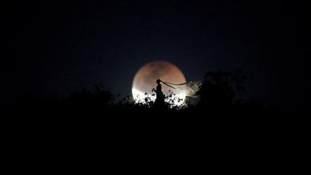 Bulan Buatan di China Bakal Gantikan Cahaya Lampu Jalan