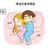 【插圖】只有表面舒服的情侶睡姿大公開,哪種是你的夢魘?