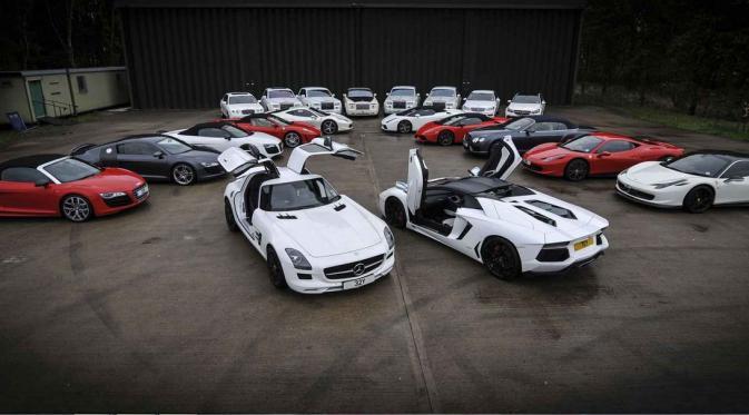 Daftar Mobil Mewah dan Langka di Dunia