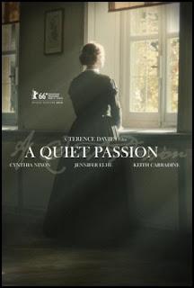 Cartel de Historia de una pasión (A Quiet Passion)