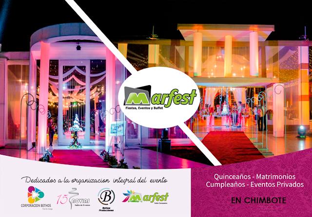 MARFEST – Eventos, fiestas y buffet