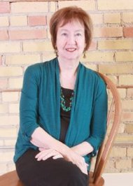 Virginia McCullough author photo