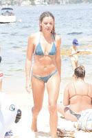 Sophie Tieman in Bikini