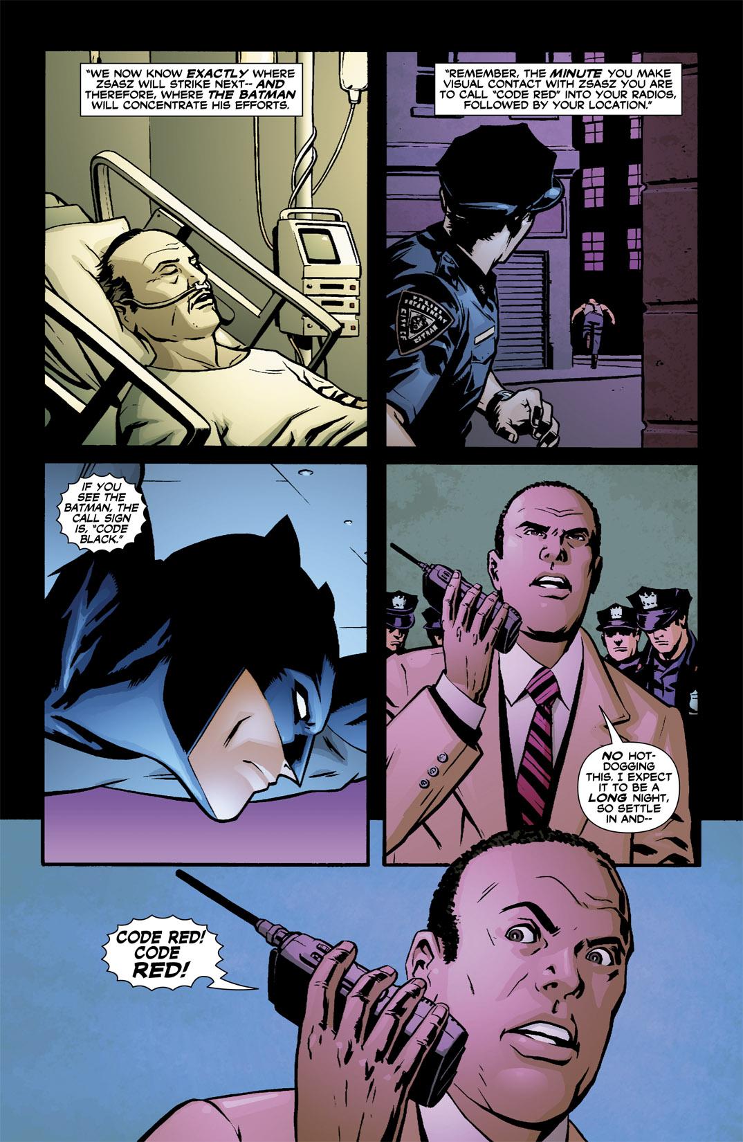 Detective Comics (1937) 816 Page 2