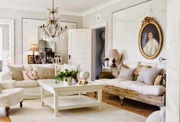 dreamy interiors the shabby chic way daily dream decor. Black Bedroom Furniture Sets. Home Design Ideas