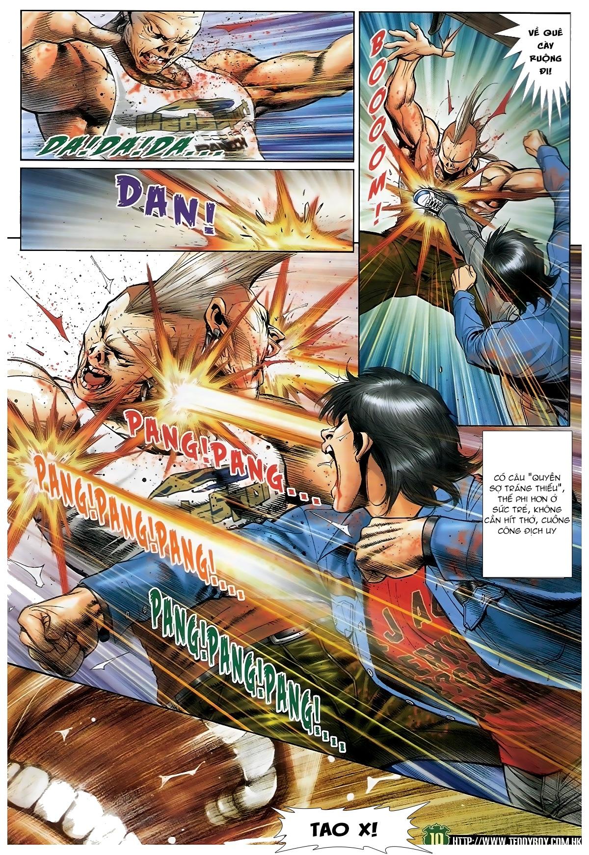 Người Trong Giang Hồ - Chapter 1578: Ai sẽ lên đường - Pic 9