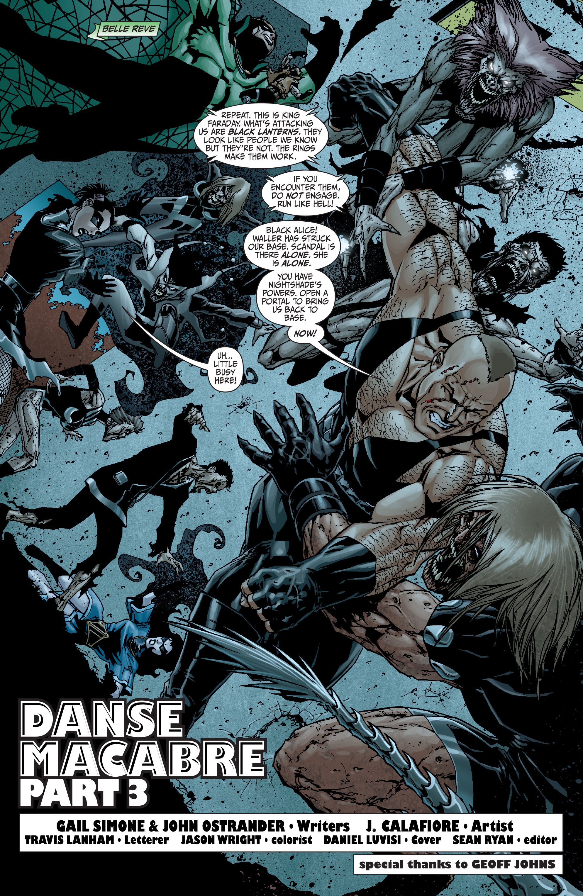 Read online Secret Six (2008) comic -  Issue #18 - 2