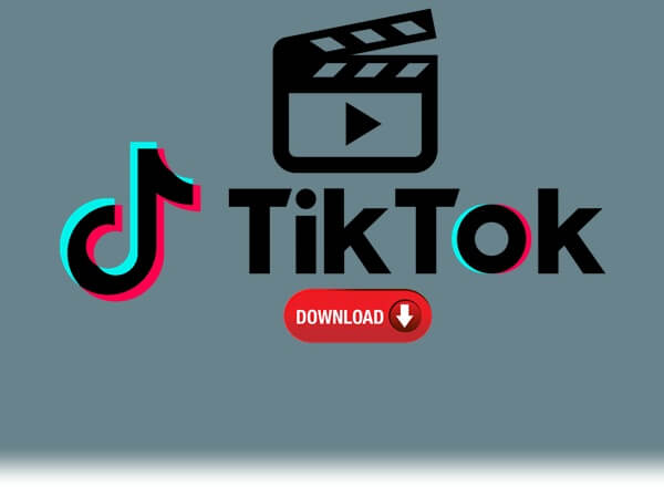cara download video di tiktok via PC