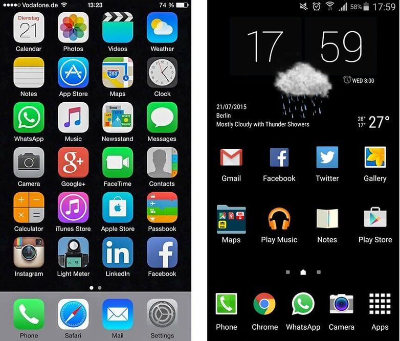 Update Android Launcher Or Phone Will Be Locked Iphone