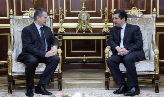 Hollanda Kürdistan ilişkileri