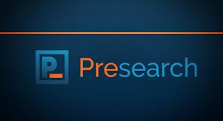 dinero haciendo búsquedas con Presearch