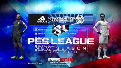 PES 2013 R-Patch Update Season 2017/2018