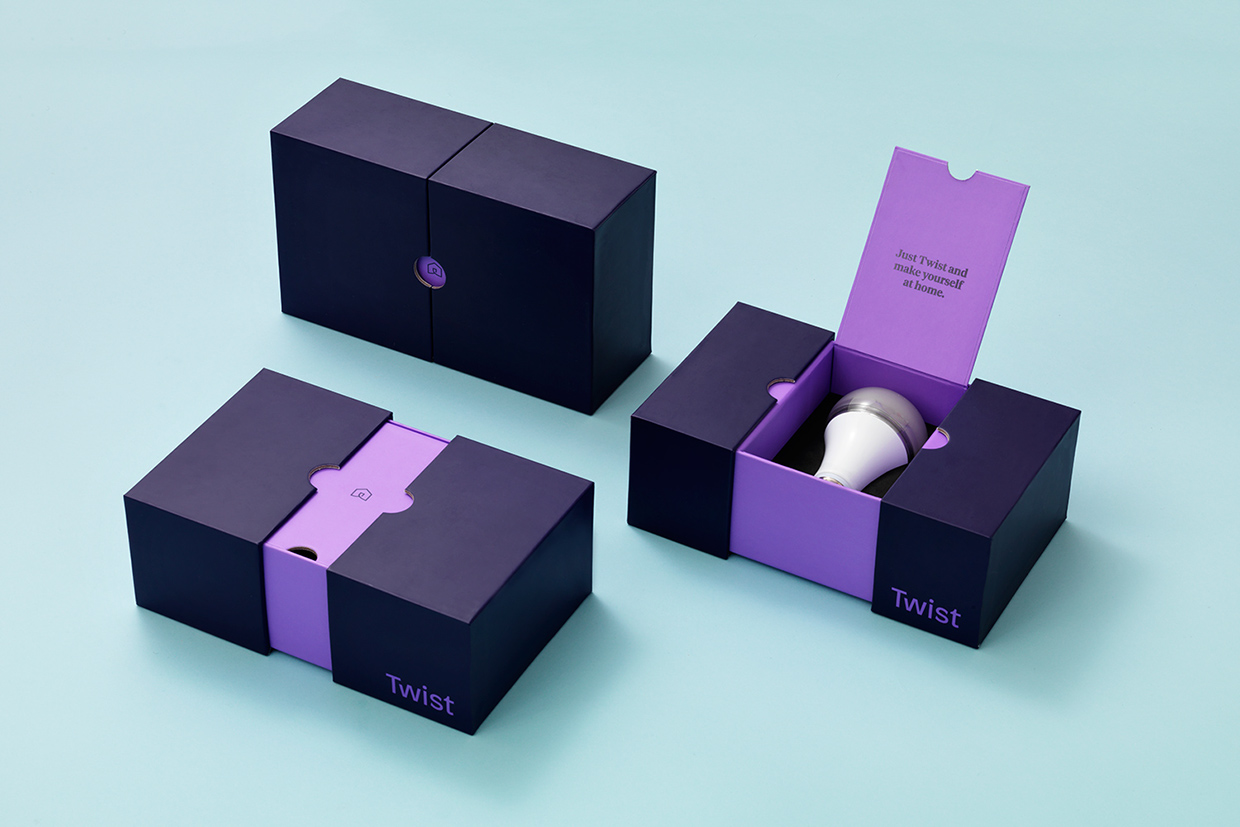 Twist On Packaging Of The World Creative Package Design