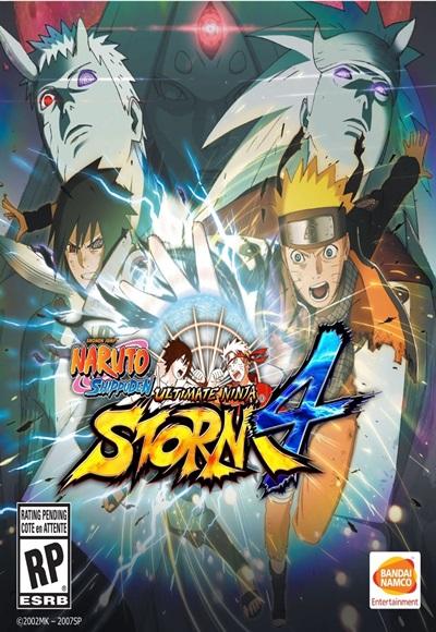 โหลดเกมส์ Naruto Shippuden: Ultimate Ninja Storm 4