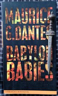 Portada del libro Babylon Babies, de Maurice G. Dantec