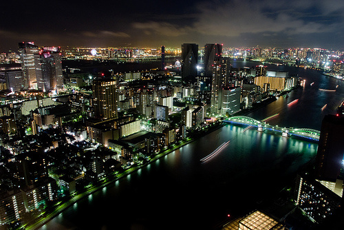 Destinasi pelancongan menarik di Asia - Jepun