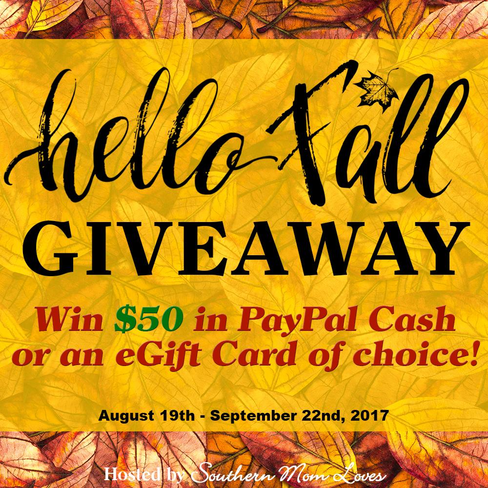 Welcome To The U0027Hello Fallu0027 Giveaway!
