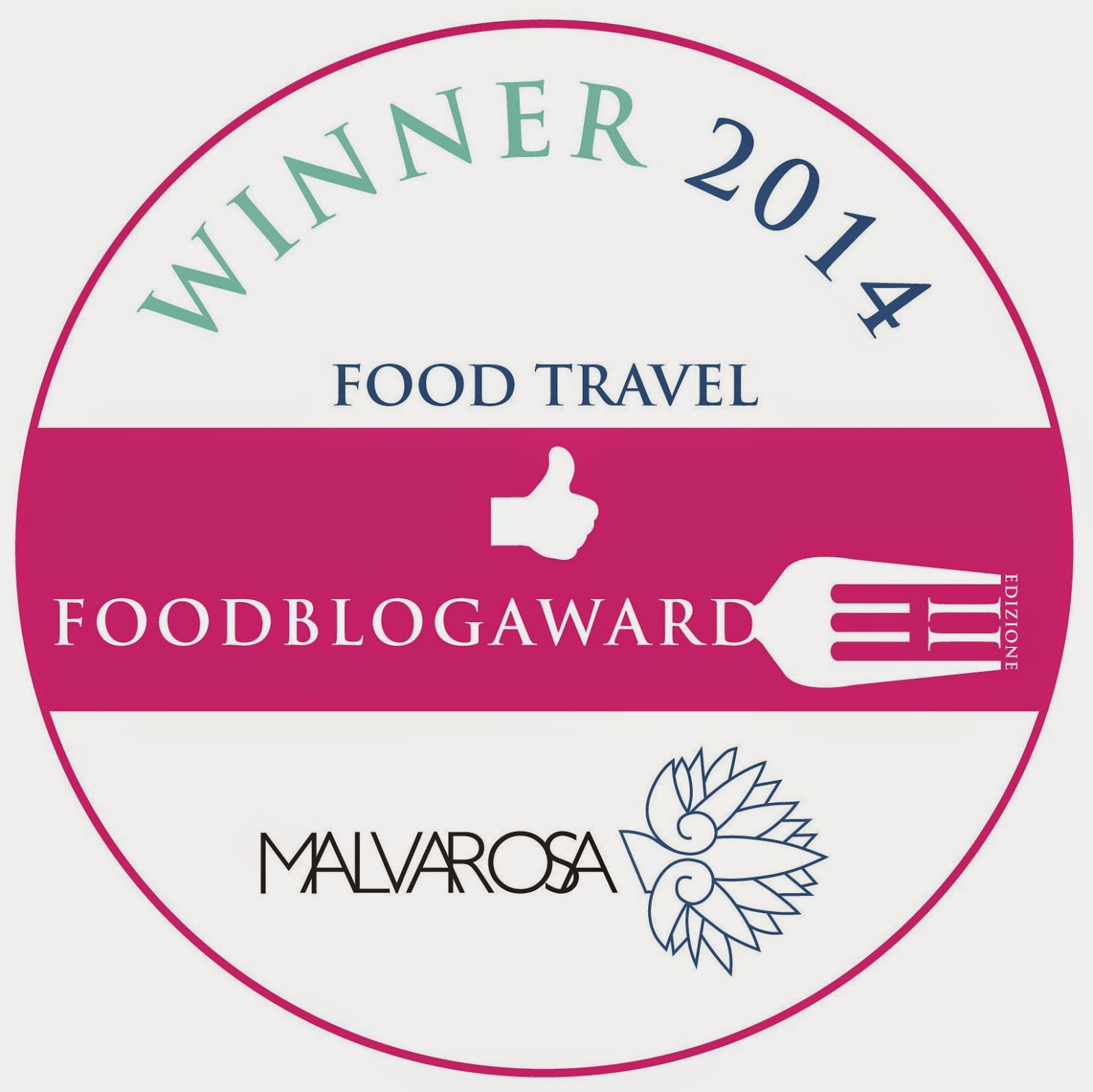 FOOD WINE & CULTURE – Miglior Food & Travel Blog Votato dalla Rete per FOOD BLOG AWARDS 2014