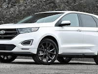 2016 Ford Edge Sport Review Instructions