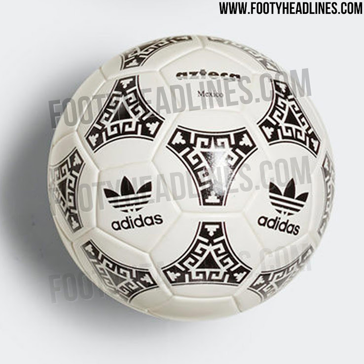 Adidas Historical World Cup Soccer Ball Mini Set