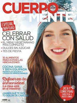 Revista CuerpoMente España Diciembre 2017