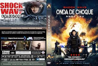 CARATULA SHOCK WAVE- ONDA DE CHOQUE 2017 [ COVER DVD]