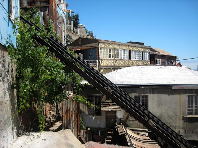 Ascensor Monjas, Valparaíso