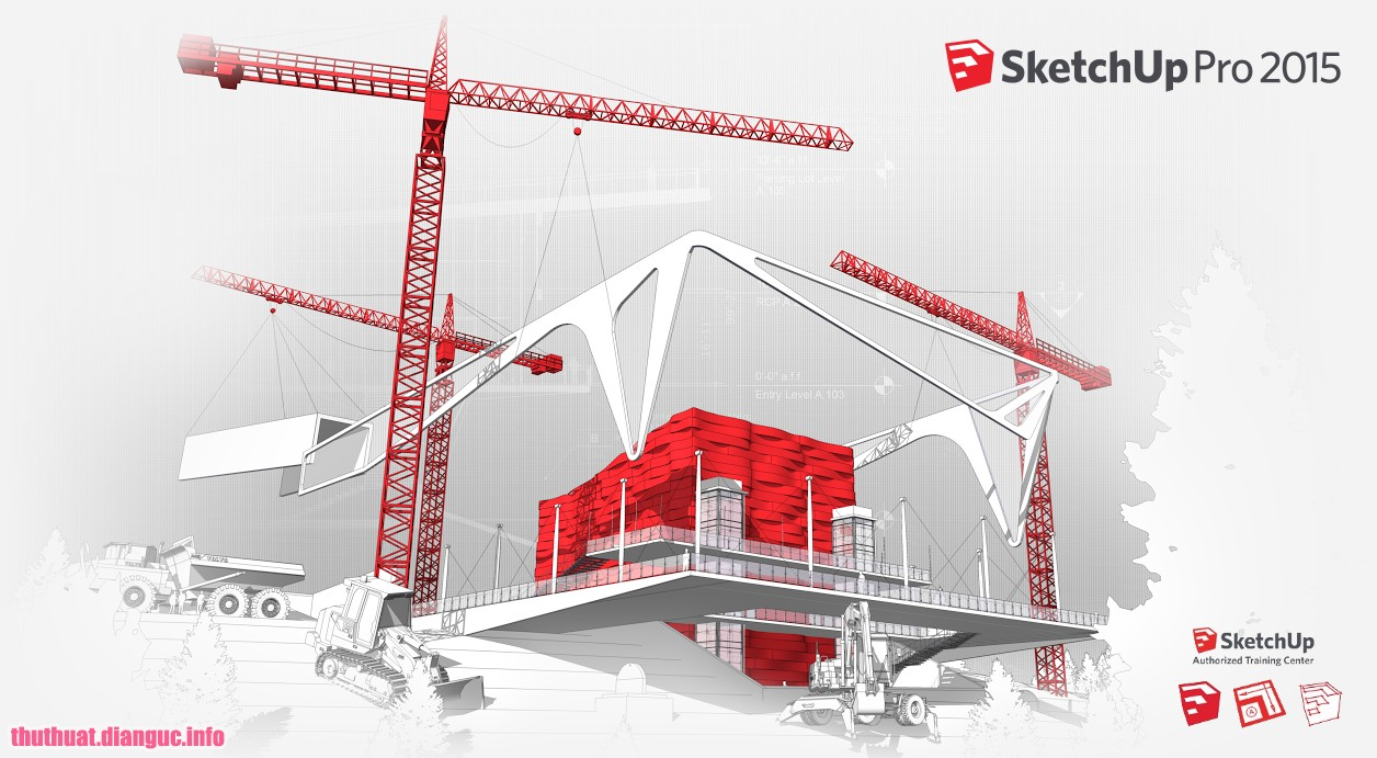 Download SketchUp 2015 32bit-64bit Full Cr@ck Fshare