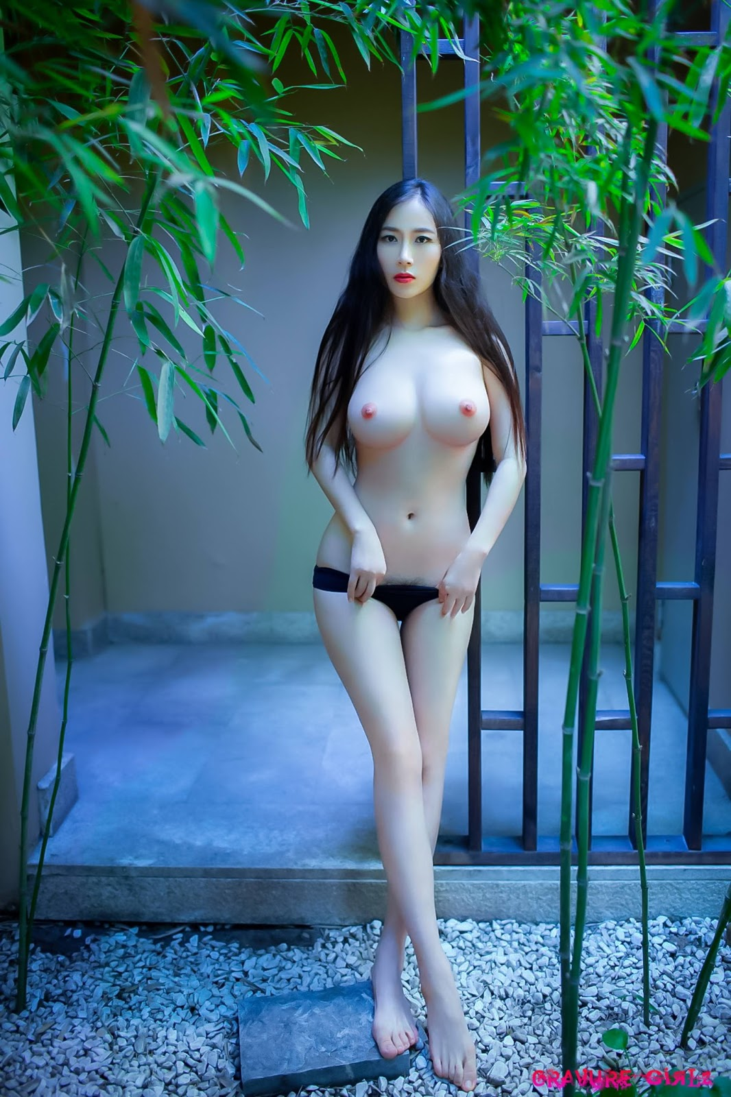 Zhan Lu  Nude, Big Breast Tuigirl, Perfect Body -3816
