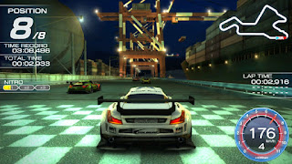 Game Ridge Racer PPSSPP