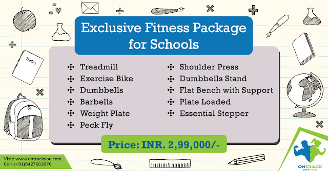 http://www.ontrackyou.com/Fitness-Equipment-Package-For-School-On-Track-You
