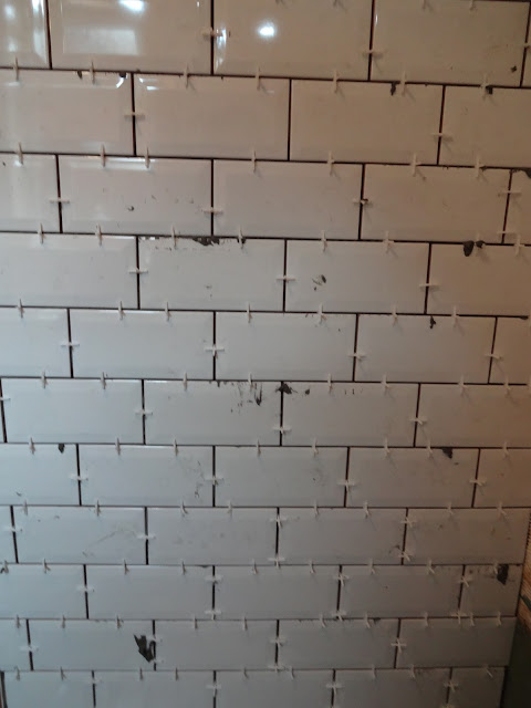 Tiling with Metro Tiles