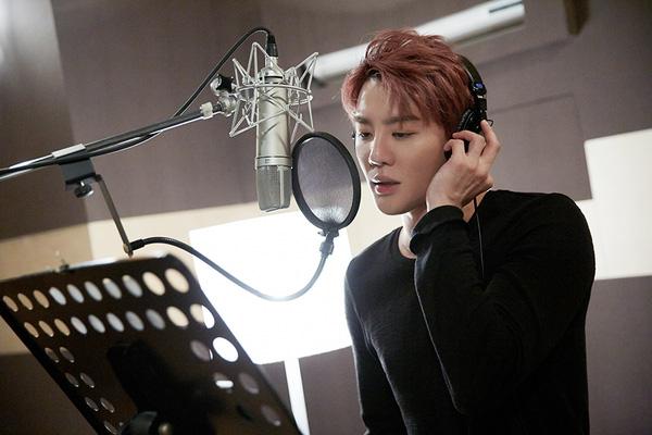 """Fan sướng rối rít khi giọng ca Junsu (JYJ) vang lên trong """"Hậu Duệ Mặt Trời"""""""