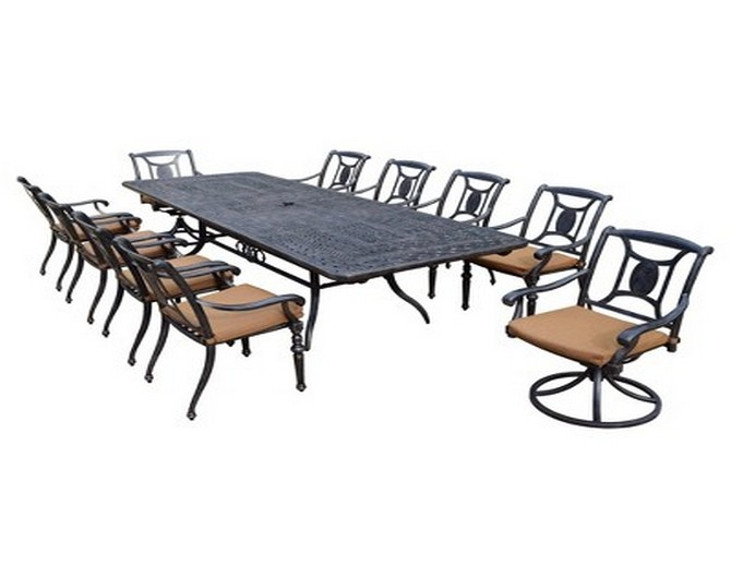 Design outdoor table and chairs victoria