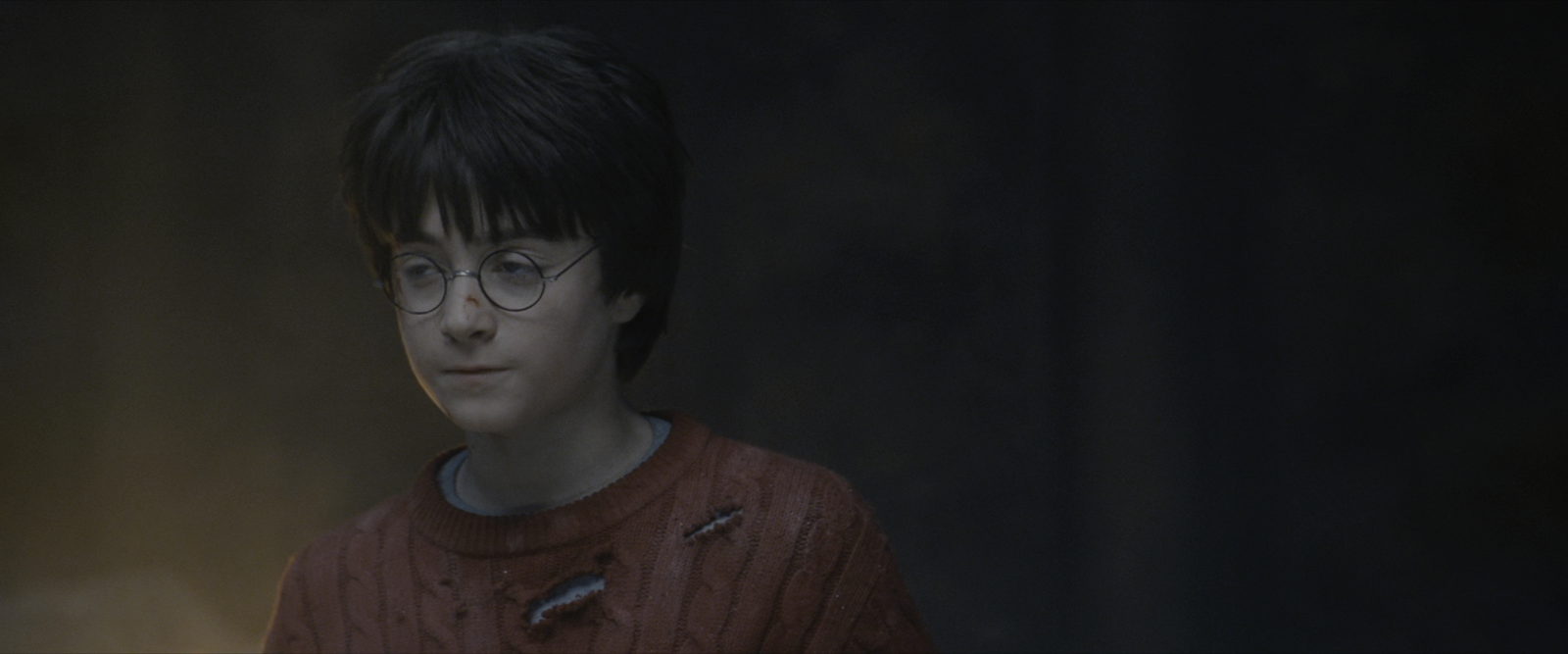 Harry Potter y la Piedra Filosofal (2001) 4K UHD [HDR] Latino - Castellano - Ingles captura 4