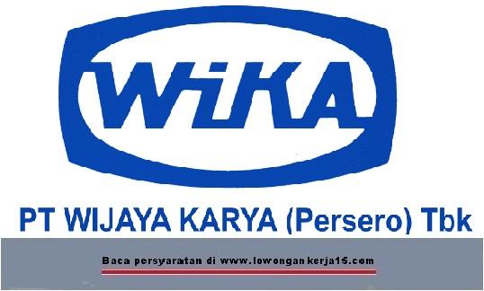 Lowongan Kerja BUMN PT Wijaya Karya (Persero) Besar