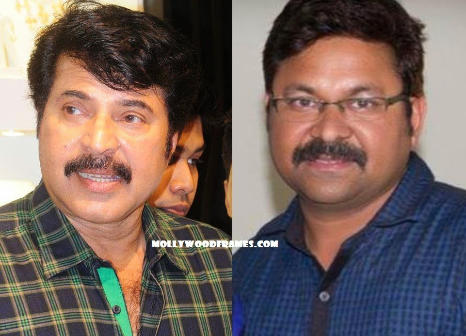 Mammootty and Salam Bappu's 'Manglish' goes on the floor