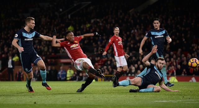 Man Utd 2-1 Stoke