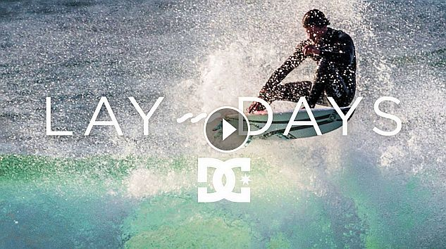 DC SHOES BRUCE IRONS LAY DAYS