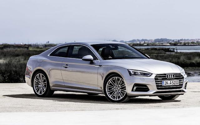 2017 Audi A5 3.0 TDI
