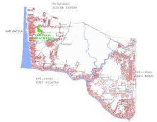 laylaatal: Kecamatan Alalak, Kabupaten Barito Kuala