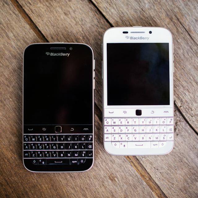 Adiós BlackBerry Classic