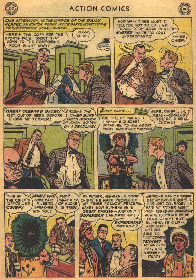 Action Comics (1938) 200 Page 3