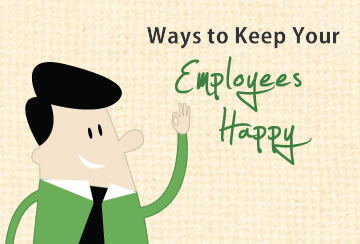 7 Ways to Keep Your Employees Happy (and Working Hard)
