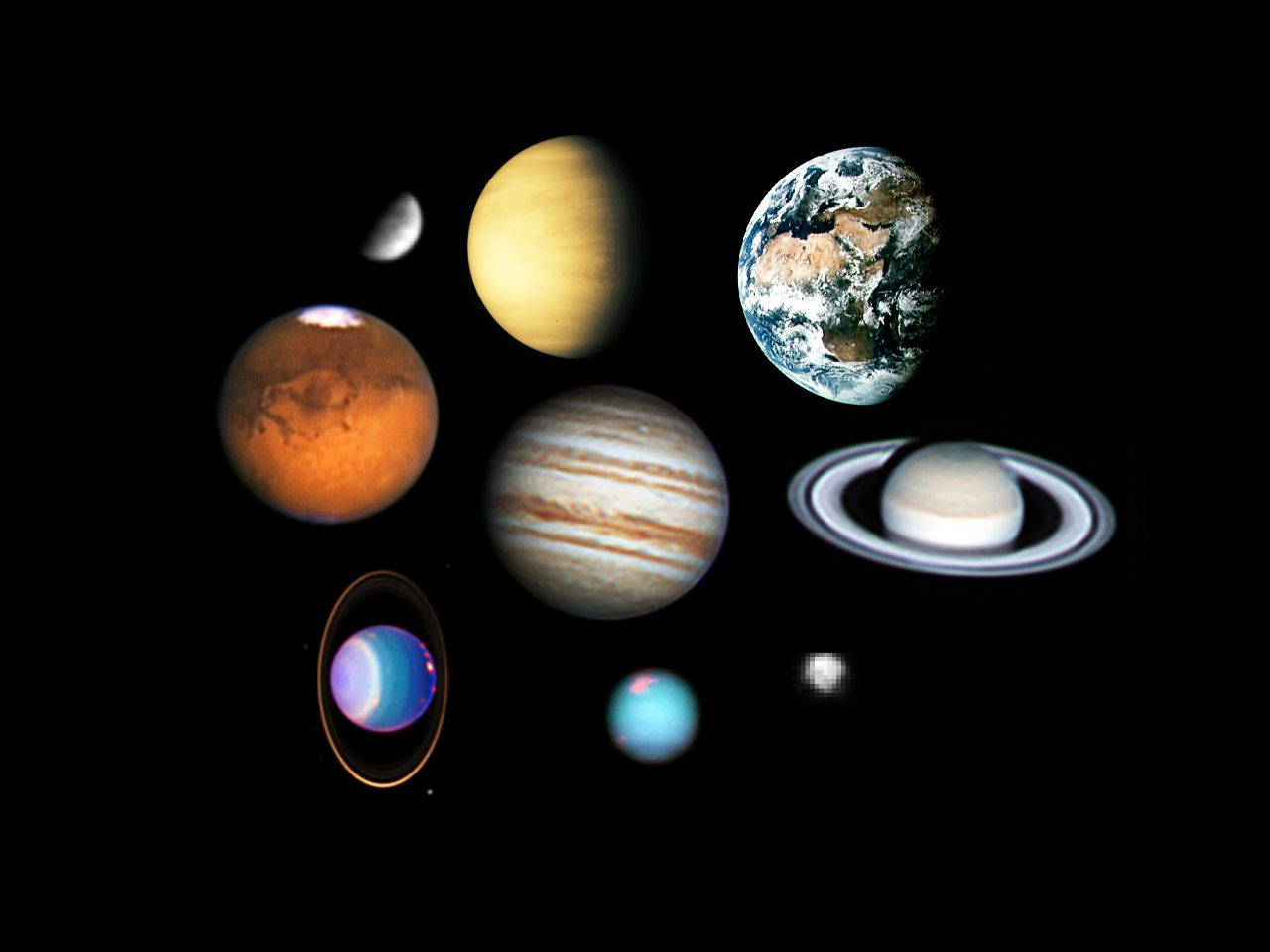 pictures of the planets - photo #11