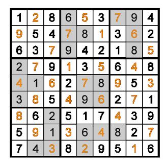 Sudoku 10-20-30 (Fun With Sudoku #32)