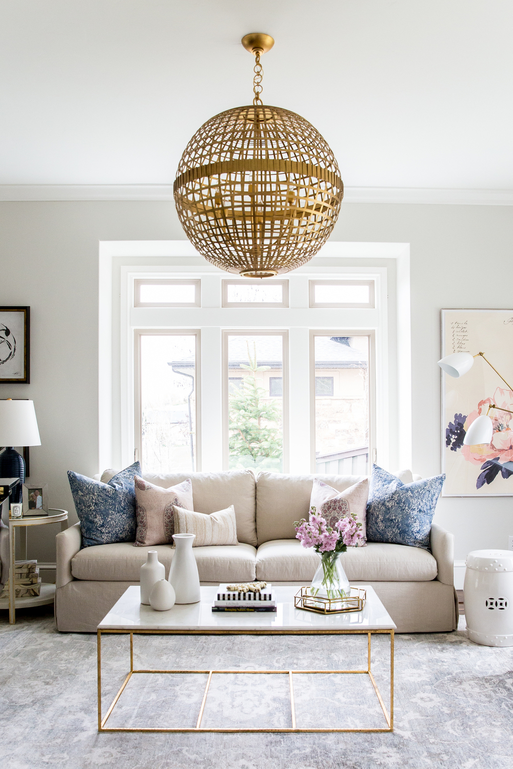 Dream home: Lots of natural light, architectural details, and ...